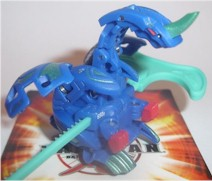 Turbine Dragonoid Bakugan